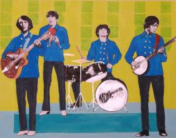The Monkees by ali-loves-mo