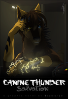 Canine Thunder Cover by Noxivaga