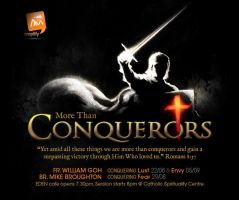More than Conquerors by charz81