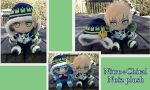 Nitro+Chiral Noiz plush by Laurel-Lion