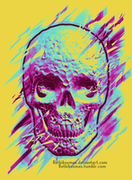 Bright Skull by RetkiKosmos