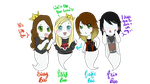 The Boo Crew! by puddli
