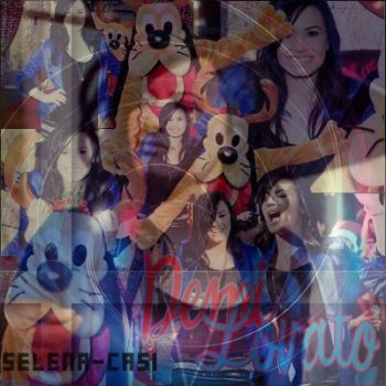 BlendLovato by Selena-Casi