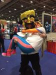 Handle Coco with TLC - London Comic Con 2016 by KawaiiSteffu