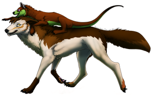 ONWARRRD NOBLE STEED by Screeches