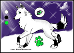 Chester the wolf by kekerica1