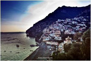 Positano by OliverJules