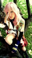 FFXIII: Rest by epic-phail-cosplay