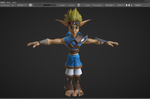 Jak and Daxter - Jak HD Remake work in progress by DarionYarbrough