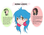 Aoba Logic - DRAMAtical Murder **SPOILERS** by forkandspoon00