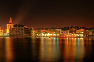 Umag by night by sarpeco