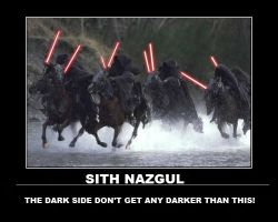 SITH NAZGUL by JupitersStorm