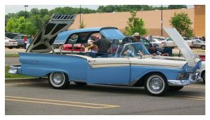 1957 Ford Fairlane Skyliner by TheMan268