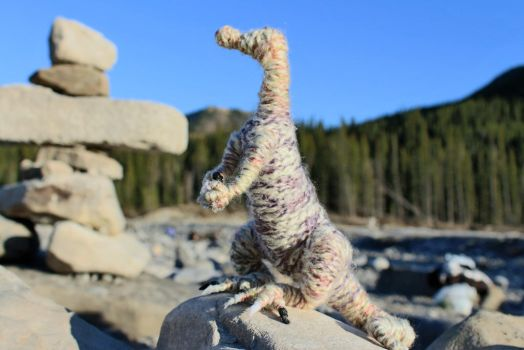 Inukshuk by depcow