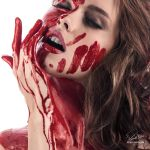 There Will Be Blood by Vitaly-Sokol
