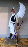 Kid Icarus -Pit- Cosplay 4 by TheChungKingExpress