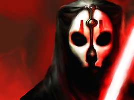 Star Wars Kotor II by Tippin