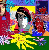 come together the beatles by analovecatdog