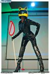 Celty on stage by PrinceLelouchLowell