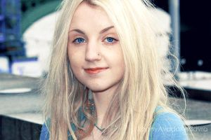 Evanna Lynch by LoonyAvadaKedavra