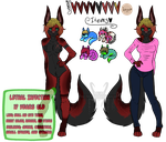 Lethal Infection Reference(Revamped 2014) by Lethal-Infection
