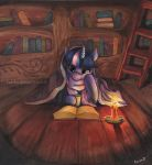 MLP:FiM - Winter Wrapped Up by tahliadenae