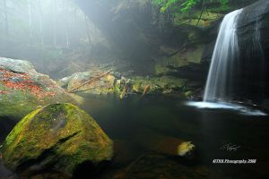 Dog Slaughter Falls by TRBPhotographyLLC