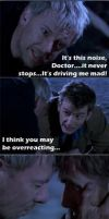 That's Right, Justin, U SUCK!!! by Doctor-Who-RULEZ