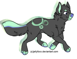 wolf adopt OPEN by waterflamewerewolf