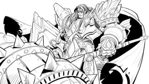 Taric by Rayph
