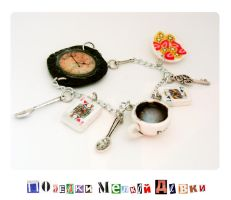 Tea Time Bracelet 1 by Pinguiart