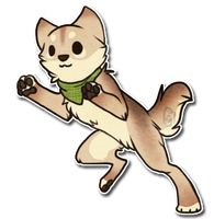 Chibi Commission: Yume by ForeverFrosty