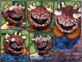 Cacodemon by David-the-Cenobite