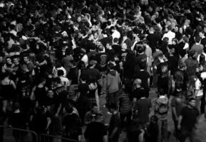 The Crowd by myntaphoto
