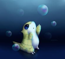 Sandshrew by Nocris-Art