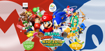 Mario-Sonicand Aleana at the Rio-2016-OlympicGames by ALEANADX-2