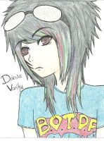 Dahvie Vanity - B.O.T. D. F. by Stick-Chick
