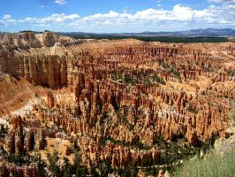 Bryce Canyon by scarletfever2302