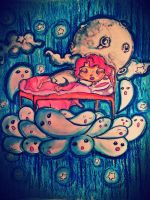 Ghostly Lullaby by Awesomess
