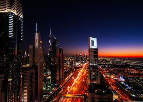 Dubai by yongle