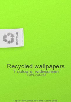 Recycled by optiv-flatworms
