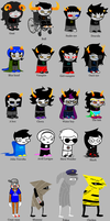 Homestuck According to my dad by Friwil