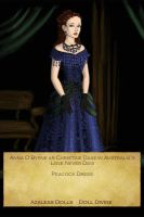 Anna O'Byrne as Christine Daae-Love Never Dies by EriksAngelOfMusic22