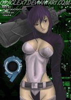 Silentdeath007's Motoko by OracleX7