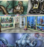 Pet Shop by Namh
