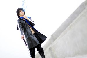 Black Rock Shooter Kaito 3 by soulCerulean