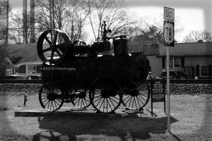 The Ole Steam Engine by SassyPants61762