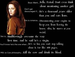 What Twilight Taught Us by HuntressxTimeLady