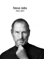 Steve Jobs 1955-2011 by Aminebjd