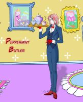AT: Peppermint Butler by KuroEngel